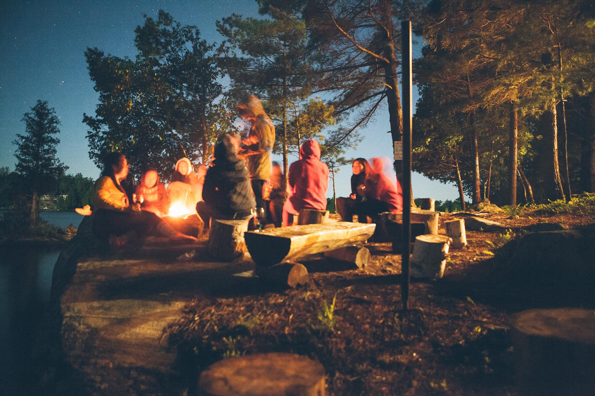 10 avantaje ale campingului 2